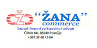 Žana commerce